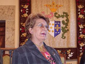 Ana María Carrón, Alcaldesa de Candelario