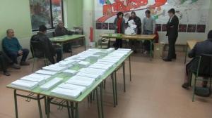 Colegio electoral de Candelario