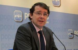 Alfonso Fernández Mañueco, Alcalde de Salamanca