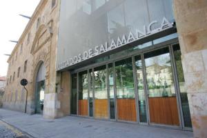 08-04-2008, Salamanca, Juzgados huelga funcionarios, ALMEIDA