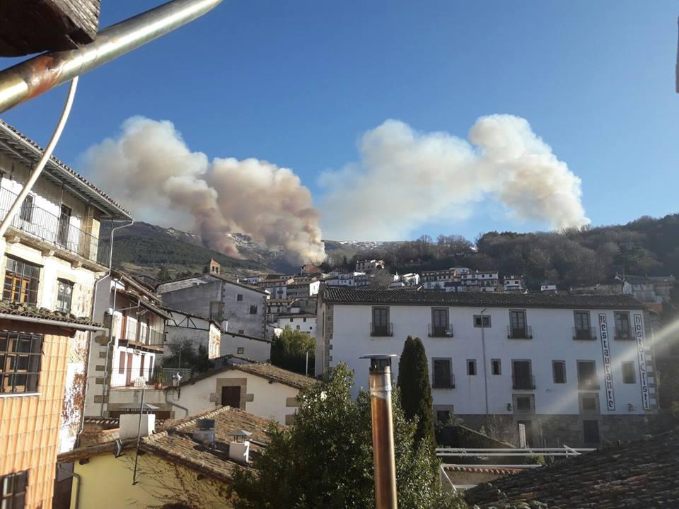 La Guardia Civil abre un operativo de prevención e investigación de incendios en zonas de protección como Candelario