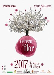 Cartel-oficial-Primavera-y-cerezo-en-flor-2017-valle-del-jerte