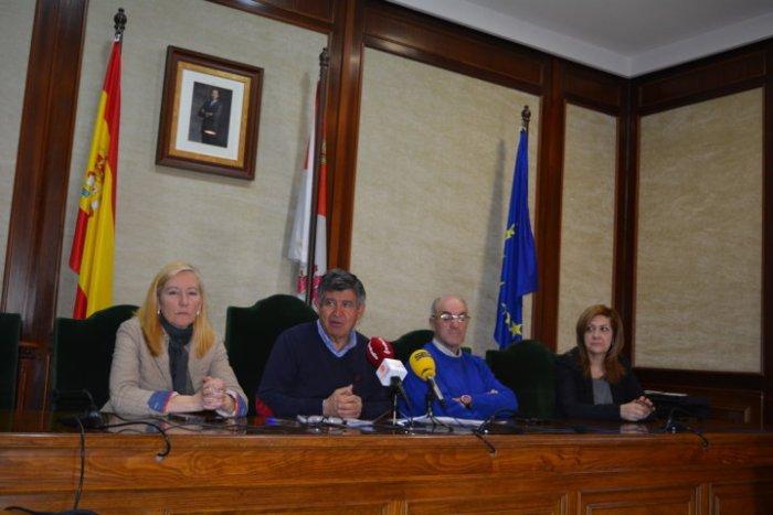 FOTOGRAFÍA RUEDA DE PRENSA 27 DE MARZO