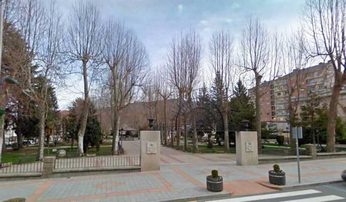 Parque de La Corredera en Béjar_detail