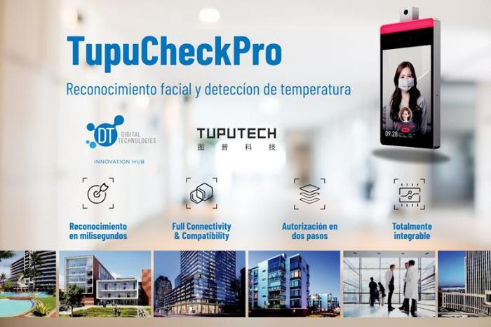 Tupucheck Digital Tecnologies - IP